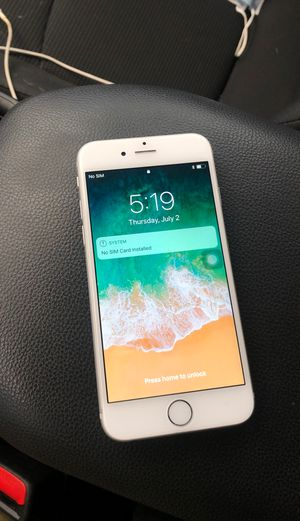 IPhone 6 - 64gb - works great except home button - Verizon for Sale in Mesa, AZ