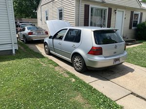 2000 Volkswagen Golf gls 1.8t needs work read ad for Sale in Cleveland, OH