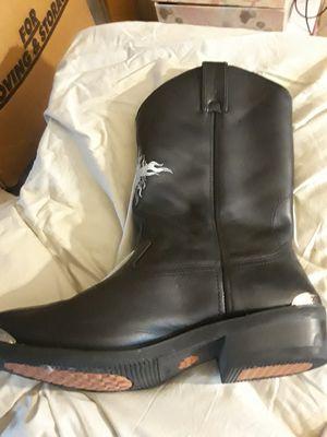 Harley Davidson boots size 12 for Sale in Wahneta, FL