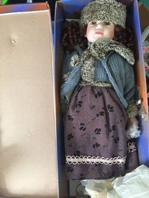 Ashley Belle Porcelain Doll for Sale in Farmville, VA