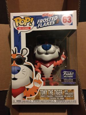 Funko Pop Tony the Tiger for Sale in Upland, CA