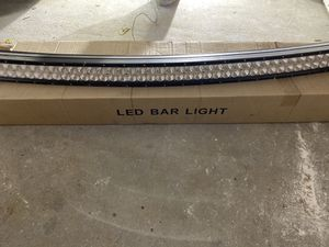 "52"" curved led light bar for Sale in Ceres, CA"