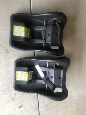 FREE 2 infant car seat bases for Sale in Puyallup, WA