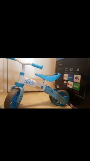 The Y Velo Flippa is a remarkable 2-in-1 Trike and Balance bike that grows with a child. for Sale in Alexandria, VA