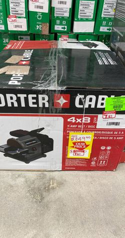 Porter table saw 😎😎😎😎😎😎😎👍🏽 H for Sale in China Spring,  TX