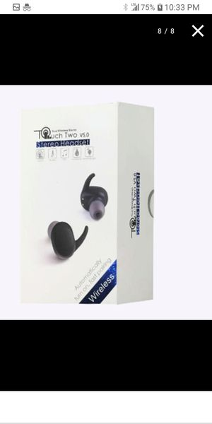 New Touch Two 5.0 Stereo Headset for Sale in Columbus, OH
