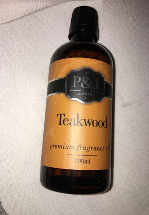 100ML teakwood premium fragrance oil for Sale in Alexandria, VA