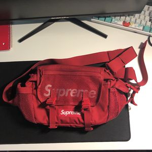 Supreme Waist Bag (SS20) Dark Red for Sale in La Puente, CA