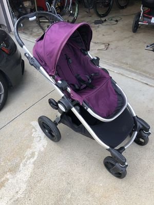 Baby Jogger City Select Stroller (w/extras) for Sale in San Dimas, CA