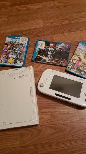 Nintendo Wii U for Sale in Fresno, CA