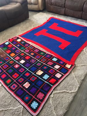 Crochet blankets for Sale in San Diego, CA
