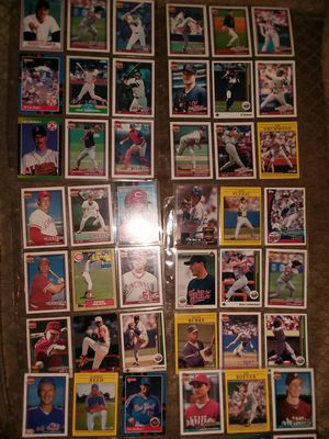 Vintage Baseball Card Collection for Sale in Vidor, TX
