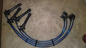 NGK Japan Blue Honda Accord Spark Plug Wire Set for Sale in Fontana, CA