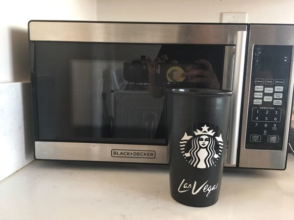 Very good condition Small Microwave