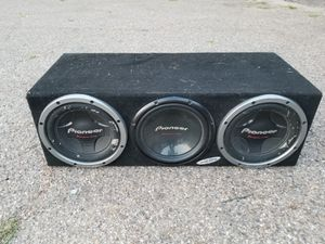 Speakers for Sale in Odessa, TX