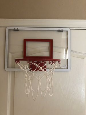 Sharper image over door basketball hoop for Sale in Gilbert, AZ