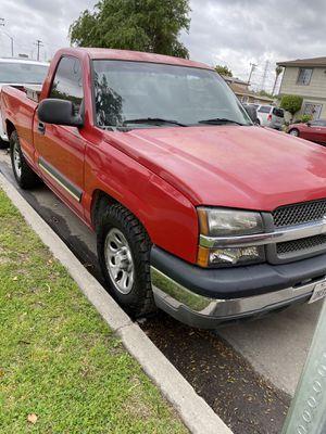 2004 Chevy Silverado 1500 for Sale in South Gate, CA
