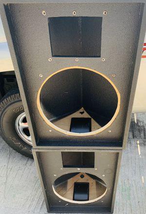 """Cajones para bocinas 15"""" for Sale in Richmond, CA"""