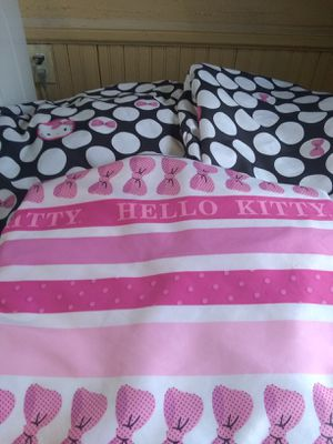 Hello kitty sheets for Sale in Massillon, OH