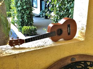 Brand new ukulele 26 inch full size tenor professional quality for Sale in San Marcos, CA