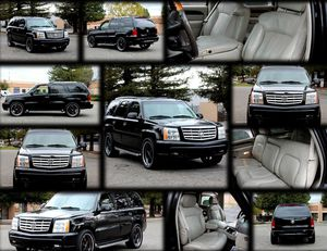 2002 Cadillac Escalade Price $800 for Sale in Forest Heights, MD