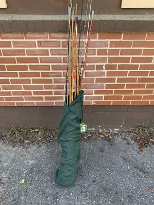 FISHING RODS -BUNDLE for Sale in Hapeville, GA