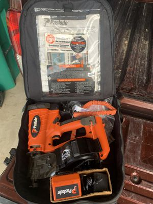 Paslode roofers nail gun for Sale in North Aurora, IL