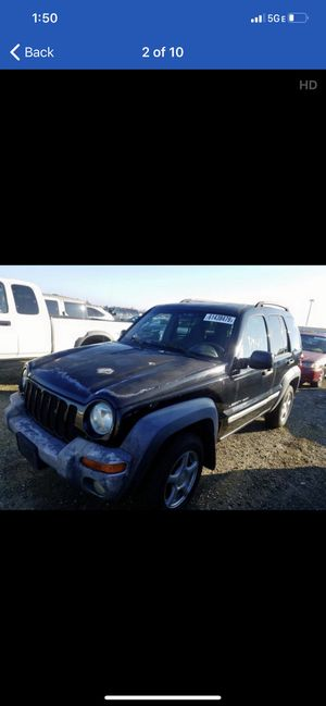 2003 Jeep Liberty sport for Sale in CA, US