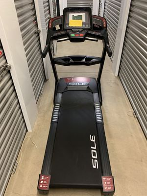 SOLE F63 TREADMILL - USED ONCE - NEED GONE TODAY for Sale in Downers Grove, IL