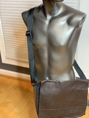 Calvin Klein brown messenger bag for Sale in Fort Washington, MD