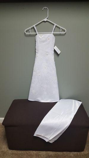 Flower girl dress - Size 4 for Sale in Nashville, TN