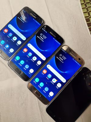 Samsung Galaxy S7 Sprint 32GB $170 for all very cheap for Sale in Phoenix, AZ