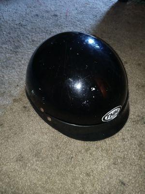 Motorcycle helmet half face for Sale in Gresham, OR