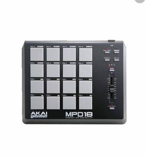 Akai mpd-18 for Sale in Buffalo, NY
