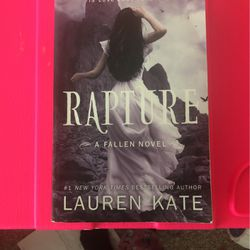 Rapture By Lauren Kate for Sale in Orlando,  FL