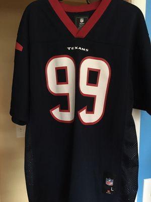 JJ Watt Football Jersey - Youth Large for Sale in Lawrence Township, NJ