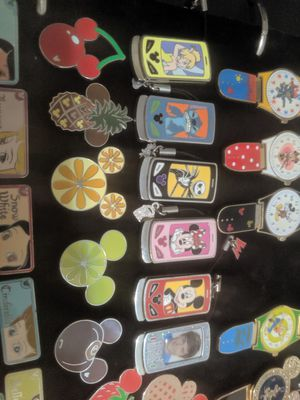 Disney Collectors Pins for Sale in Glyndon, MD