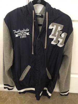 The Hundreds Letterman Jacket Hoodie Vintage for Sale in Fremont, CA