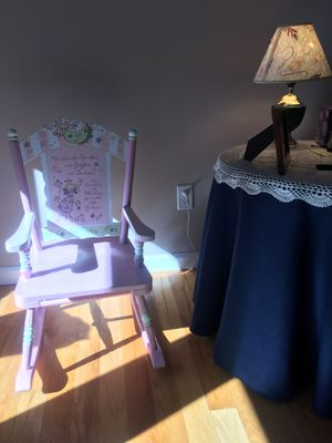 Little girl's rocking chair for Sale in Gig Harbor, WA