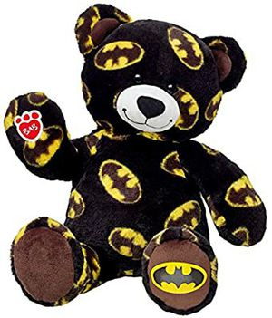 Build a Bear Batman Superhero Teddy 16 in. DC Comic Edition Stuffed Plush Toy Animal for Sale in Hawthorne, CA