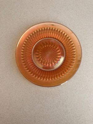 carnival glass plates - collectible antique for Sale in Perrysburg, OH