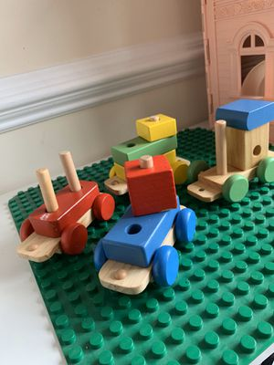 Wooden play toys for Sale in Alexandria, VA