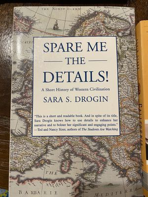 Spare Me The Details Sara S Drogin for Sale in Compton, CA