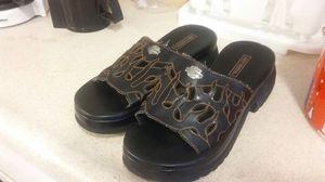 Harley Davidson shoes. Women's size 7 for Sale in Salt Lake City, UT
