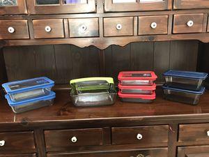 GREAT CONDITION Glass Tupperware for Sale in Chula Vista, CA