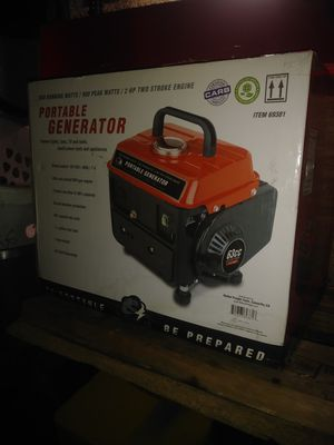 Generator never been used for Sale in Bakersfield, CA