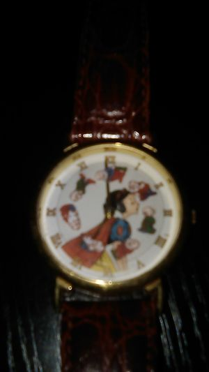 Rare Disney Vintage Snow-white 80s watch for Sale in Santa Fe Springs, CA