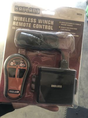 Badlands Wireless Winch Remont for Sale in Walnut, CA