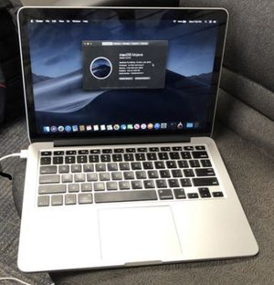Macbook pro 13 inch intel i5 retina display late 2013 for Sale in Hayward, CA