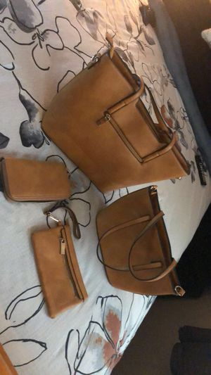 4 Piece Fashion Bag Set for Sale in Irwindale, CA